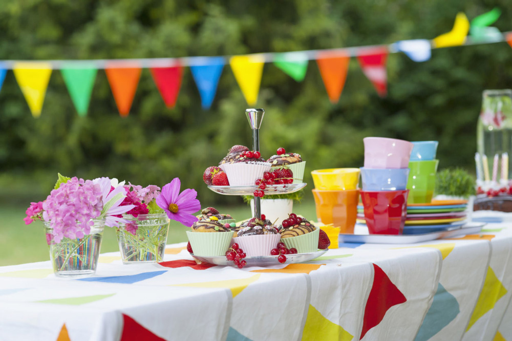 Click to find advice for hosting your children's next party with CF and non-CF kids