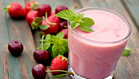 Find cystic fibrosis drink and smoothie recipes